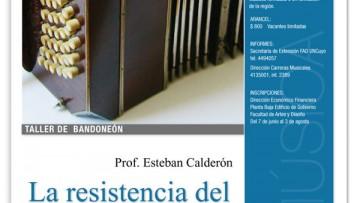 La resistencia del Bandoneón