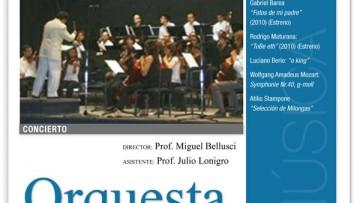 Concierto Orquesta Juvenil