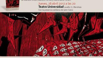 """Presentación del libro: """"Hombres de hierro"""" de León Gieco"""