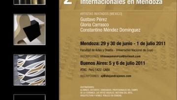 9º JORNADAS INTERNACIONALES DE CERÁMICA CONTEMPORÁNEA