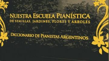 Presentan libro sobre pianistas argentinos