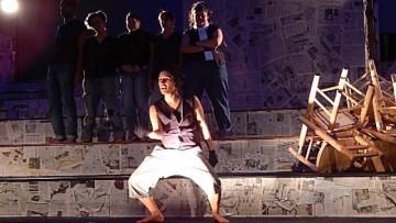 "Presentan ""La Ópera de los 3 mangos"" dirigida por Kameron Steele"