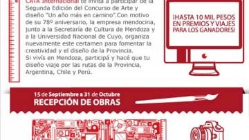 """II Concurso de Arte y Diseño """"UN AÑO MÁS EN CAMINO"""""""