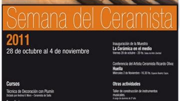 Semana del Ceramista 2011