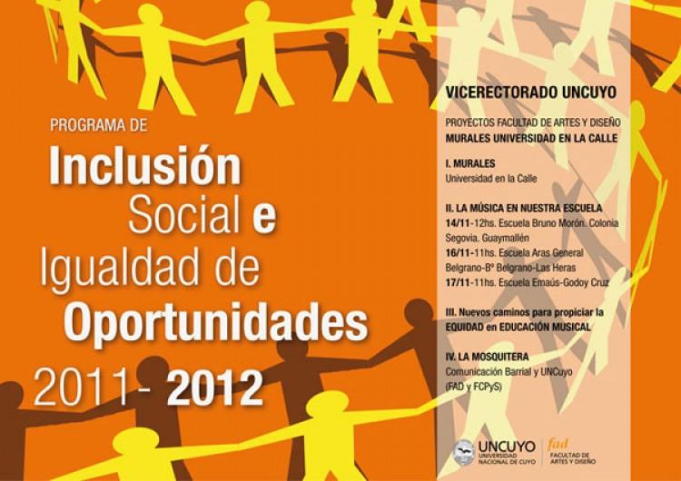 Programa de Inclusión Social e Igualdad de Oportunidades