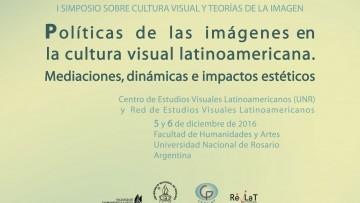 I Simposio sobre Cultura Visual y Teorías de la imagen