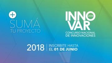 Convocan proyectos para el Concurso Nacional de Innovaciones 2018