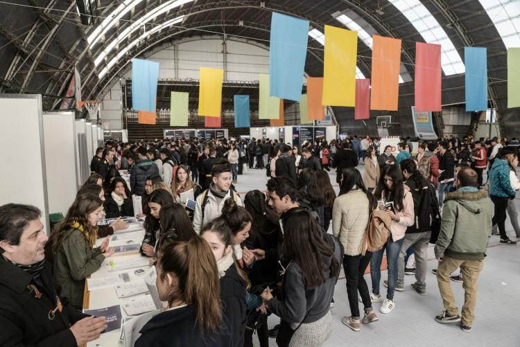 Comenzó la Expo Educativa y la FAD está presente