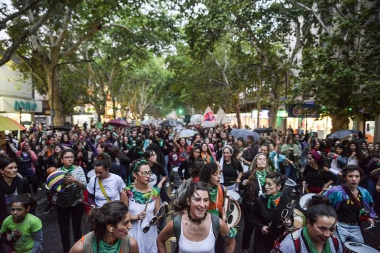La UNCuyo adhiere a las actividades en el marco del Paro Internacional de Mujeres