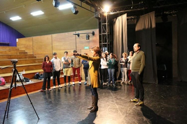Vuelve el taller de actuación ante cámaras