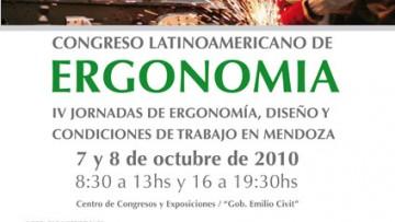 Congreso Latinoamericano de Ergonomía
