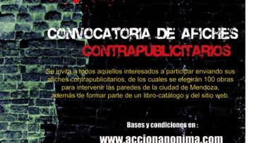 Convocatoria de AFICHES CONTRAPUBLICITARIOS