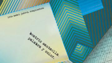 """Se presentará el libro """"Beatriz Santaella: Palabra y color"""""""