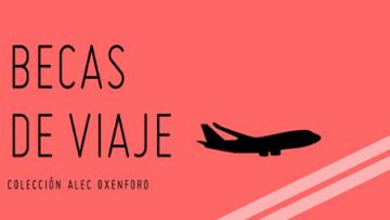 Becas de traslado aéreo para artistas visuales