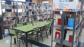 Nuestra biblioteca reabre sus puertas