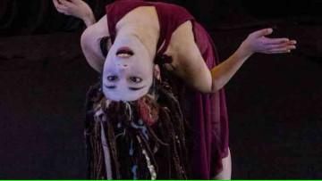 Tamia Rivero ofrecerá un seminario intensivo de Danza Butoh