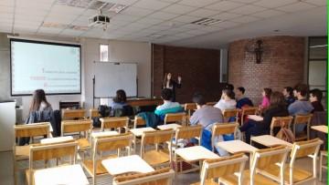 Estudiantes podrán informarse sobre becas de intercambio en el extranjero