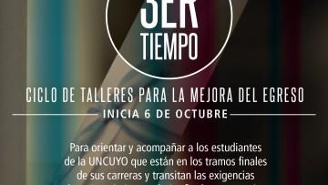 """Inicia ciclo de talleres para la """"Mejora del egreso"""""""