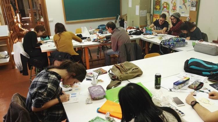 Convocan a participar en un Centro de Formación en Prácticas Sociales Artísticas y de Diseño