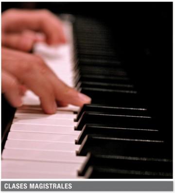 El pianista Alberto Portugheis dará clases magistrales de perfeccionamiento en la FAD
