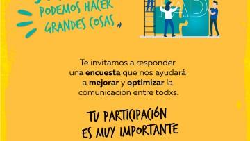 Encuesta comunicacional para estudiantes de la FAD