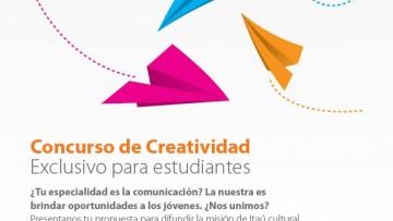 Concurso de Creatividad para estudiantes