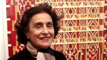 Una oportunidad para conversar con la artista Graciela Cutuli