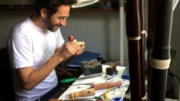 Realizarán una muestra de flautas barrocas y cabezas en madera