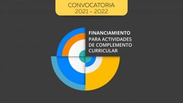 imagen que ilustra noticia Convocatoria para presentar actividades de complemento curricular 2022