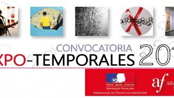 Convocatoria Expo-Temporales 2013