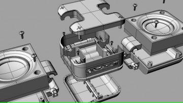 Formarán en creación y presentación en envases 3D - Rhino