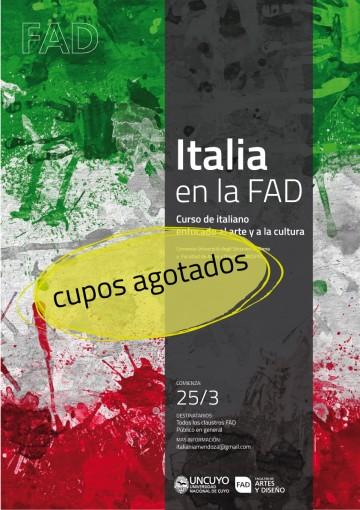 Estudiantes de intercambio ofrecerán cursos sobre idioma y cultura italiana