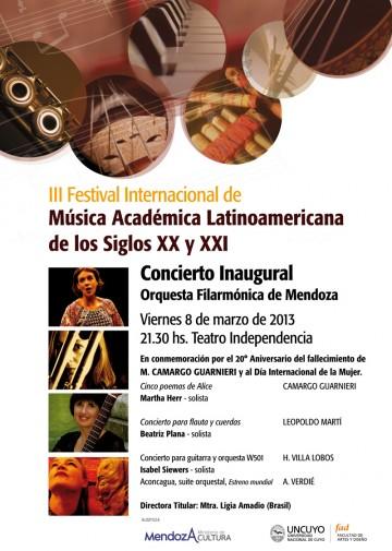 Concierto para flauta y orquesta de cuerdas