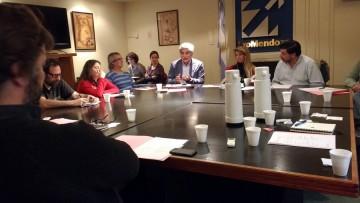 Autoridades de la FAD se reunieron con el sector de Industrias Creativas
