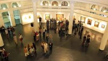 Convocan a artistas a presentar sus obras en el Salón de Pintura de Gran Formato y en el Concurso de Murales Callejeros