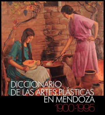 Presentan diccionario de Artes Plásticas en Mendoza