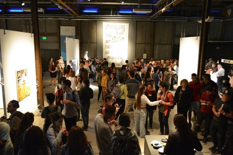 Continúa la séptima edición de la Semana de las Artes y el Diseño