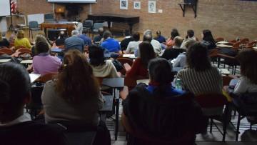Comenzaron los encuentros virtuales con docentes de la FAD