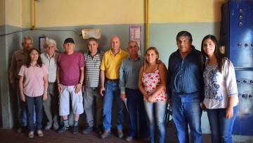 La FAD dona máquinas y herramientas a la Cooperativa Curtidores de Mendoza