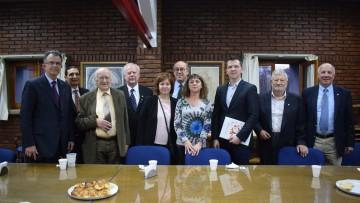 Delegación de Croacia visitó la FAD