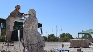 Avanza el I Simposio Internacional de Escultura en la FAD