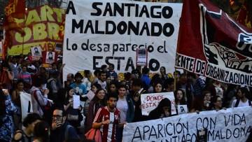 La FAD adhirió a la marcha por Santiago Maldonado