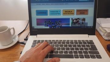 Inscriben para maestría en enseñanza en escenarios digitales