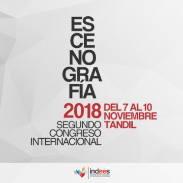 Se desarrollará en Tandil el Segundo Congreso Internacional de Escenografía