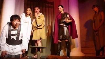 Elenco de Teatro de la UNCuyo se presentará en el Hospital Universitario