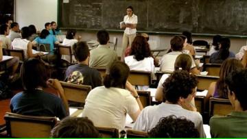 Inscriben para la Especialización en Docencia Universitaria