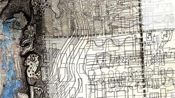 Exposición de dibujos de Estela Labiano