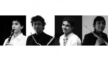 Comienza el Ciclo de estudiantes que actuarán como solistas con la Sinfónica de la UNCUYO