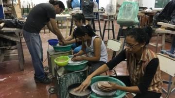 Se realizará la apertura del Ciclo de Formación Básica en Artes Visuales en Lavalle