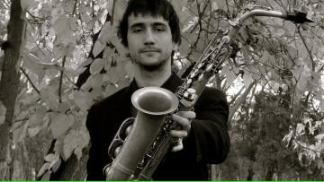 El saxofonista Fabrizio Amicarelli dictó un taller en la FAD